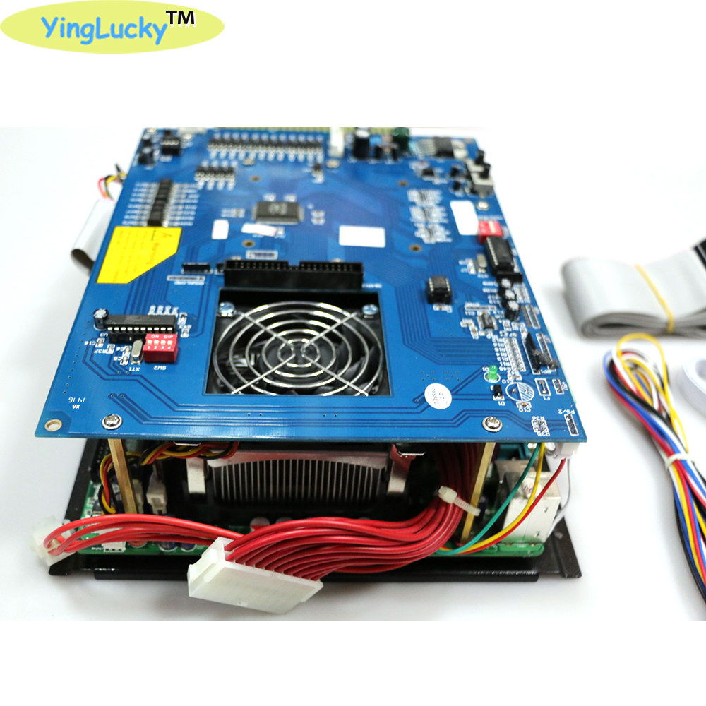 yinglucky Version Game King multi classic jamma game Arcade PCB game console 3106 in 1 motherboard with ATX POWER SUPPLYyinglucky Version Game King multi classic jamma game Arcade PCB game console 3106 in 1 motherboard with ATX POWER SUPPLY