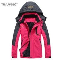 THE ARCTIC LIGHT 30 Degree Super Warm Winter Ski Jacket Women Waterproof Breathable Snowboard Snow Jacket Outdoor Skiing Coat