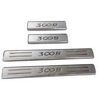 Keyecu Folding Remote Key 2 Button 433MHZ ID46 Chip 0523 Model for Peugeot  207 307 308 407 607 2011 04 After HU83 Blade