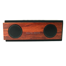 Real wood bluetooth speaker, wooden portable speaker