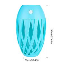 New style Mini USB Air Humidifier Aroma Diffuser With Changing LED Air Vaporizer Car Essential Oil Aromatherapy Diffuser zk30