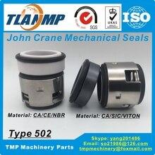 T502-100 502/100 John Crane механические уплотнения(материал: CA/SIC/VITOIN, углерод/керамика/NBR)   Тип 502 эластомер уплотнения насоса