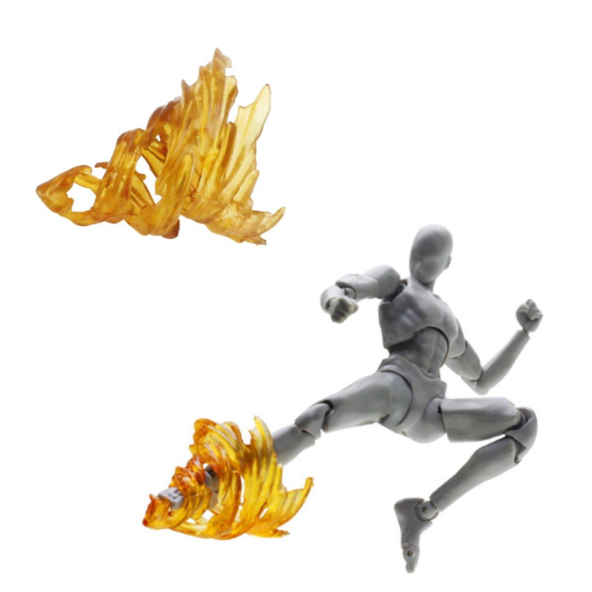 Image 5 - Plastic Tamashii Screw Impact Effect Model Kamen Rider Figma SHF Action Figure Kick Toys Special Effect Action Toy FiguresAction & Toy Figures   -