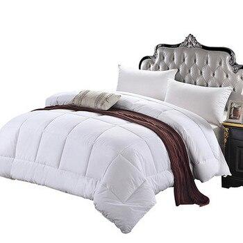 Коллекция отелей 1500 серия-роскошное пуховое одеяло с подкладкой из гусиного пуха альтернативное одеяло 24