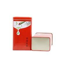 Xin jia yi упаковочная металлическая жестяная коробка для чая