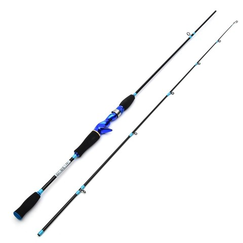 Super Hard MH/M Power Carbon Spinning Fishing Rod Casting Rod Lure Fishing Rod 1.8M 2.1M Canne Spinnng Leurre Spinning Fishing Pakistan