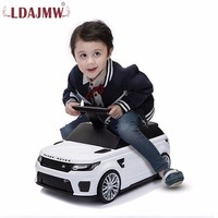 LDAJMW Children Pull Rod Box Can Sit Ride Trunk Child Leather Trunk You Cartoon Travel Luggage Bags