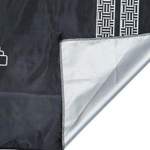Image 5 - Muslim Portable Travel Worship Mat Waterproof Aanbidding Prayer Mat Rain Cloth Simple Blanket Pocket Pad 105*60cm