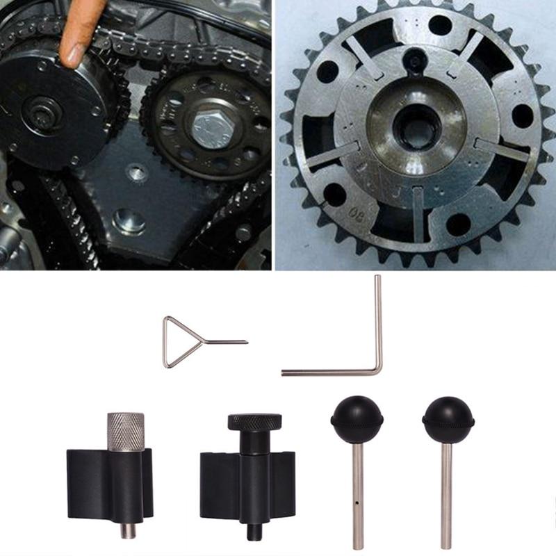 6PCS Cramshaft Engine Timing Crank Locking Tool For VW Seat T10050 T10100