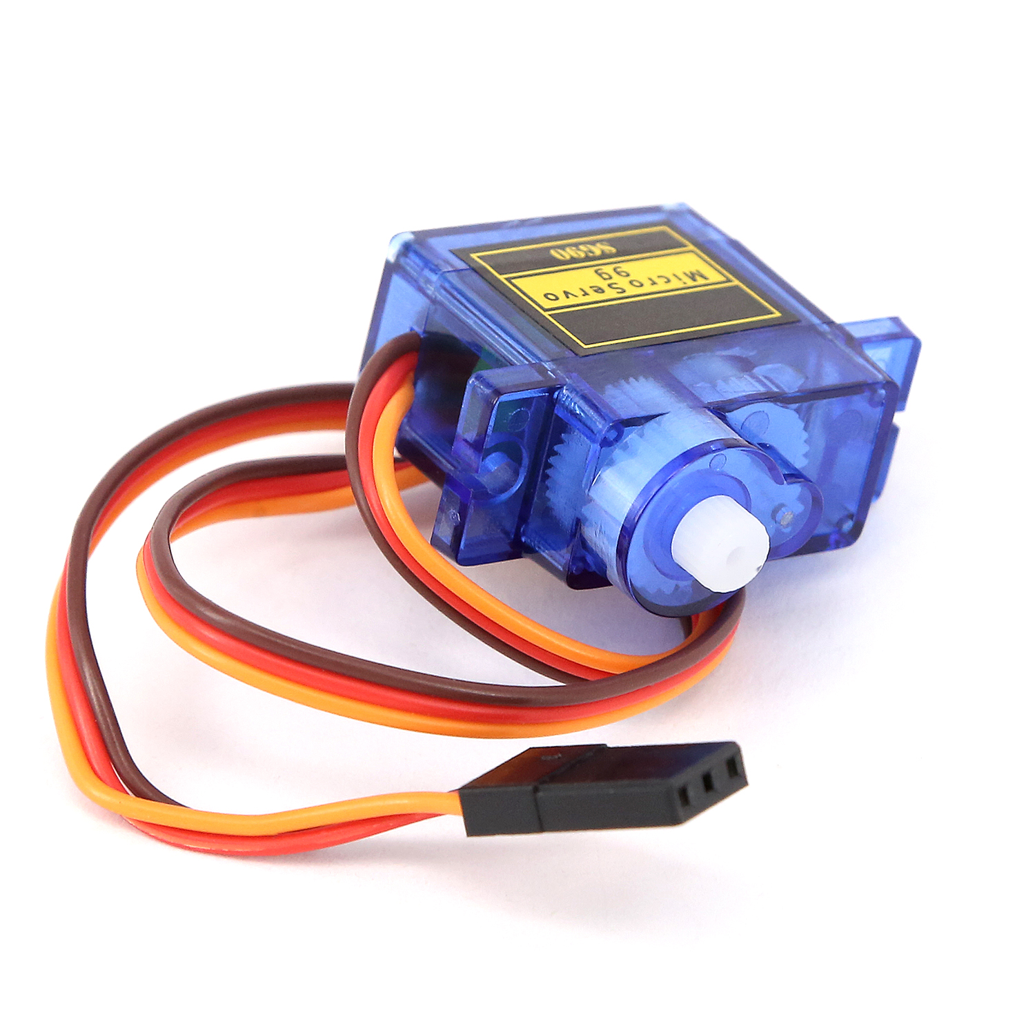 High quality Mini SG90 Gear Micro Motor for Helicopter RC Airplane Blue or Orange