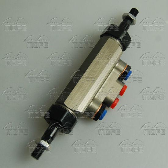 Dual Pump Tandem Master Cylinder for Drift Hydraulic Hand Brake Handbrake DSC_1053