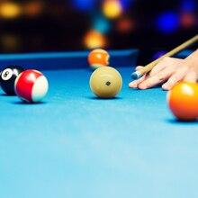 1 PCS White Cue Ball 57.2MM Billiard Aramith billar billiard balls Blue dot Red 2019