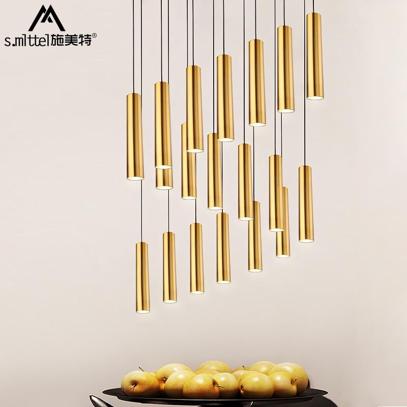 Nordic Copper Quality Pendant Light Modern Kitchen Pendant