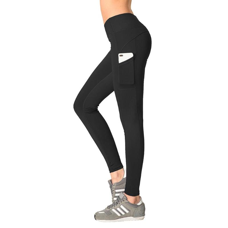 Sexy Casual Women Leggings Solid Color Pants Sports