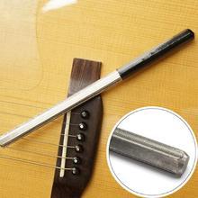Guitar Parts Guitar Grinding File Protect the Fingerboard Triangular Fret Crowning File Guitar Fret Polishing Repair Tool homeland r05 repair tool fret rocker