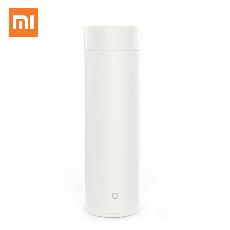 все цены на Original Xiaomi Mijia 500ml Thermal Cup Vacuum Flask Heat Water Thermos Insulated 316L Stainless Steel 12 Hour Warm/Cold Keeping