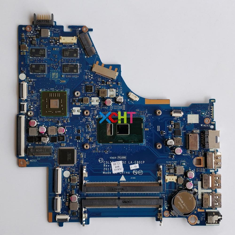 924756 001 924756 601 CSL50 CSL52 LA E801P w 2GB VRAM i5 7200U for HP font