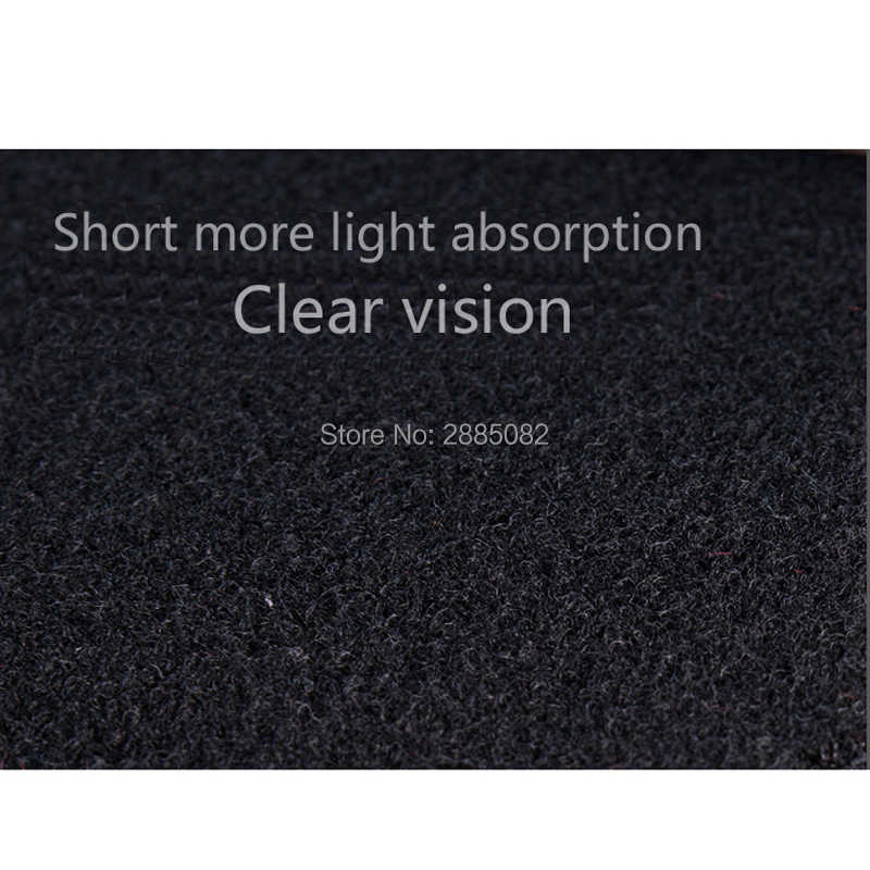 Appdee Cocok untuk Honda CRV VR-V 2012 2013 2014 2015 2016 Dashmat Dash Mat Dashboard Cover Pad Sun Shade DASH penutup Papan Karpet