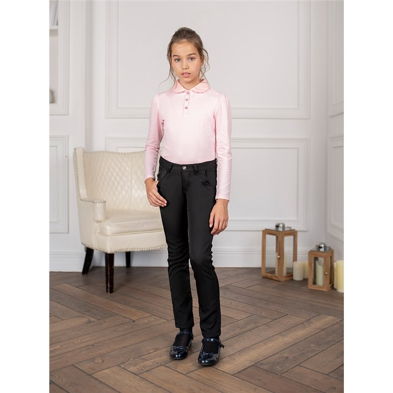 Blouses & Shirts Sweet Berry Blouse knitted for girls children clothing kid clothes meifeier 407 women s fashionable knitted chiffon blouse apricot l