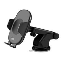 10W QI Wireless Car Charger holder Automatic Infrared Induction Air Vent Holder for iPhone Samsung Charging как я понял тему тематические задания по русскому языку 5 кл правила примеры упражнения