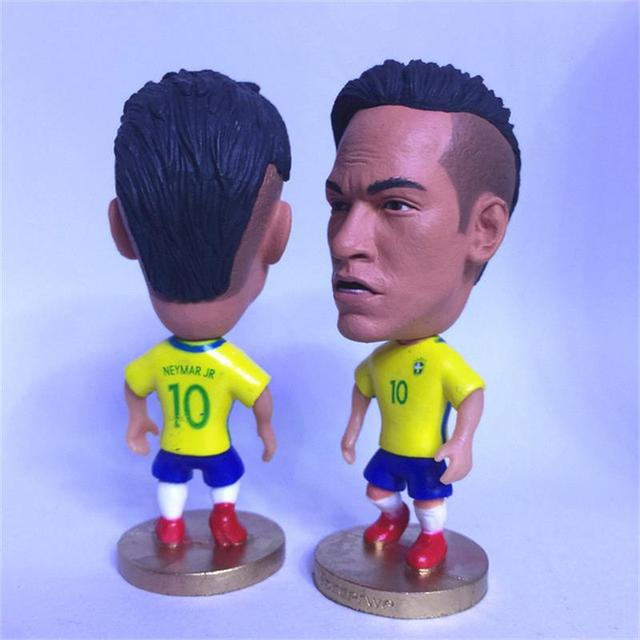 Soccer Player Star Model Action Dolls