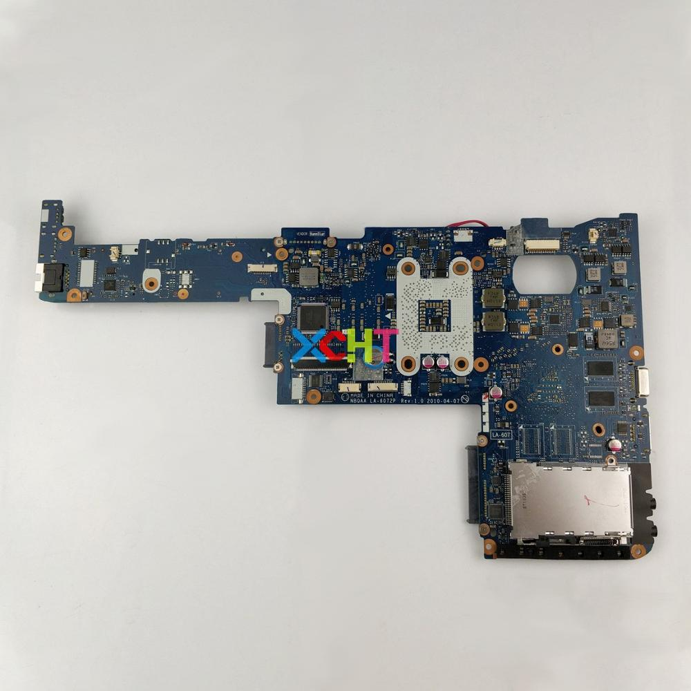 Image 2 - K000104120 NBQAA LA 6072P HM55 w N11M OP1 B A3 GPU for Toshiba Satellite M600 M640 M645 Laptop NoteBook PC Motherboard Mainboard-in Laptop Motherboard from Computer & Office