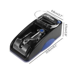 Image 5 - Rouleau injecteur de Cigarette à Tube unique, 8mm, appareil de remplissage de tabac, Machine à rouler