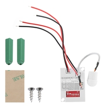 DC 8-100V Automatic Infrared Sensor Switch Human Body Induction Embedded Ceiling Infrared For Home Use microcontroller based embedded system for induction motor protection