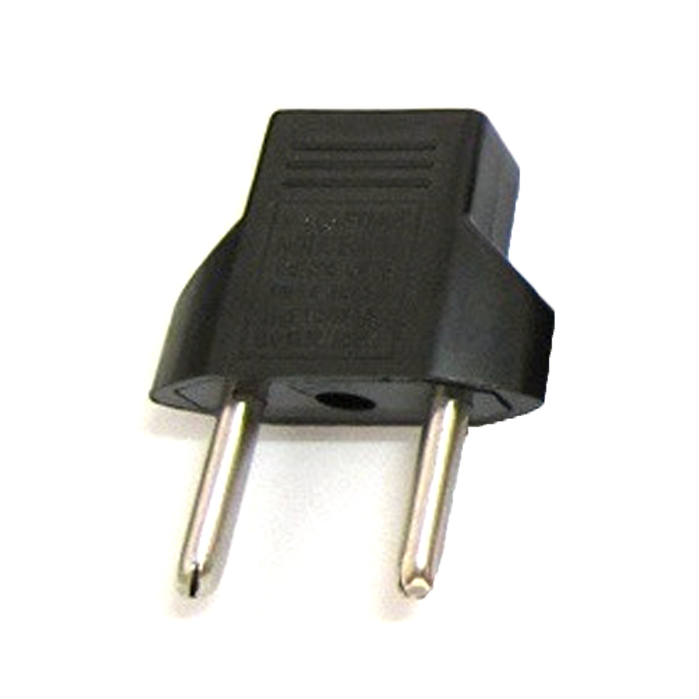EU UK AU zu UNS USA Power <font><b>Adapter</b></font> Reise Stecker Konverter <font><b>2</b></font> Flache <font><b>Pin</b></font> Universal image