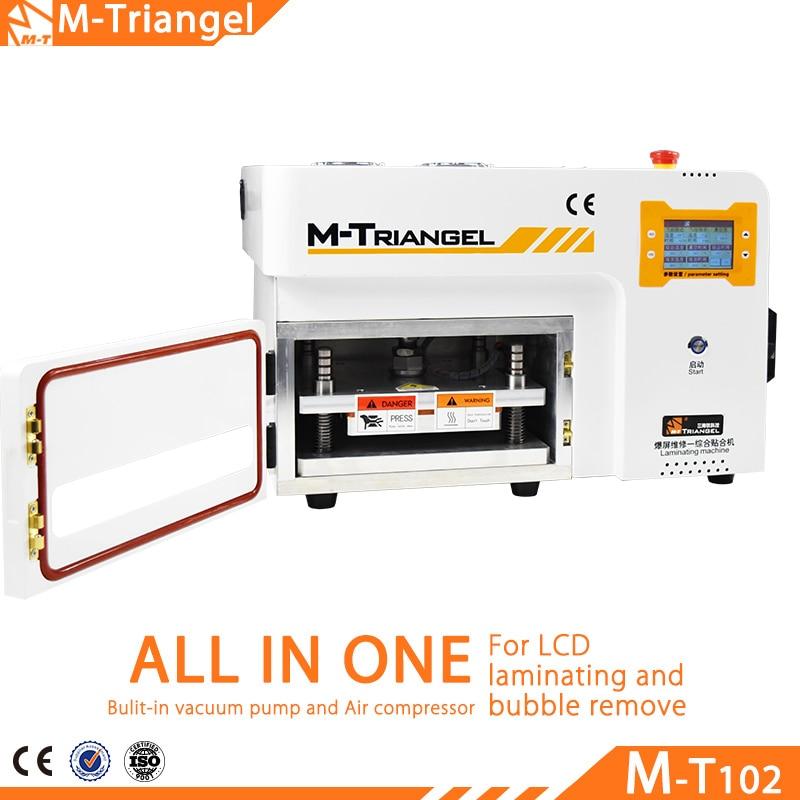 M-Triangel OCA Vacuum Laminating And Bubble Removing Machine 2