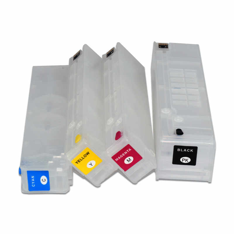 975 974 973xl 972 Refill Cartridge with ARC Chip for HP Pagewide 352dw  377dw 452dn 452dw 477dn MFP 477dw 552dw 577dw P55250d
