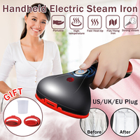 1500W Handheld Garment Steamer Cloth Steam Ironing Machine Household Travel Electric Clothes Portable Fabric Steam Heat Iron