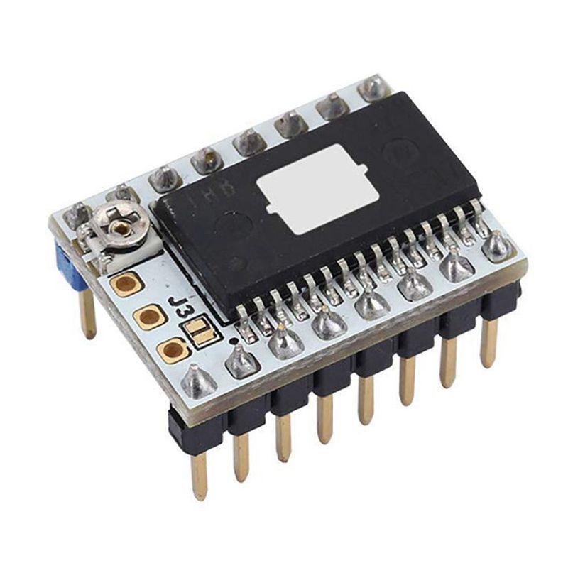 Stepper Motor Driver, 2.5A SD6128 V1.1 3D Printer Stepper Motor Driver Module Board with Heat SinkStepper Motor Driver, 2.5A SD6128 V1.1 3D Printer Stepper Motor Driver Module Board with Heat Sink