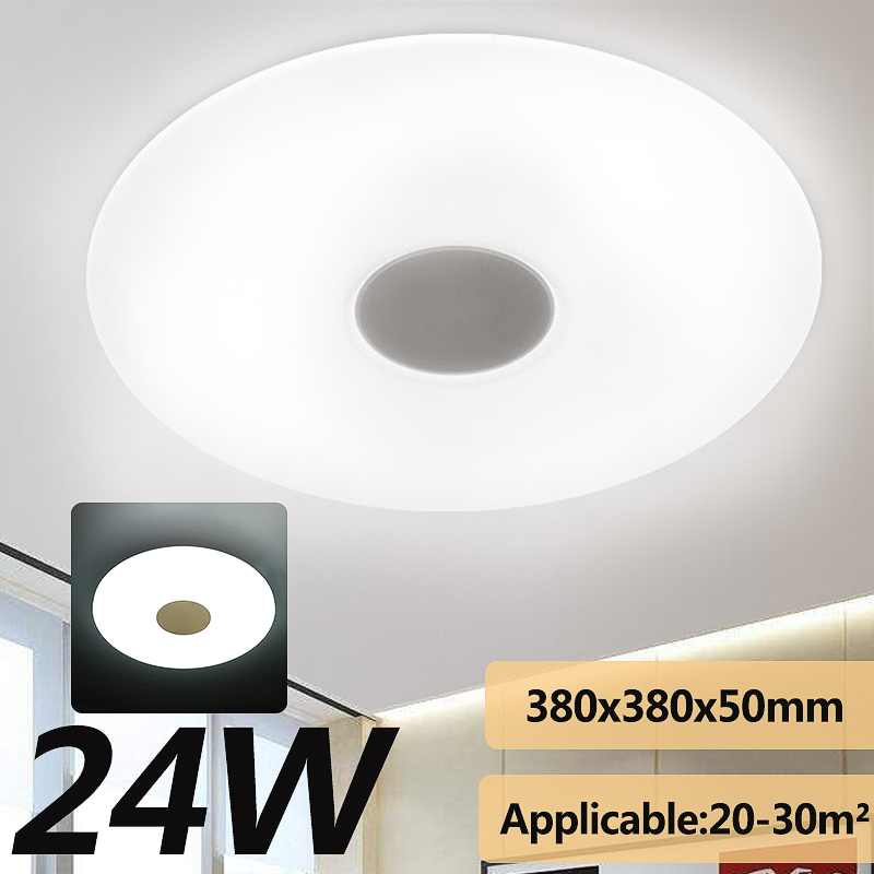 24w Bright Ultra Thin Led Ceiling Light Modern Lamp Living Room Lighting Surface Mounted Panel For Home Bedroom Decorate Aliexpress Imall