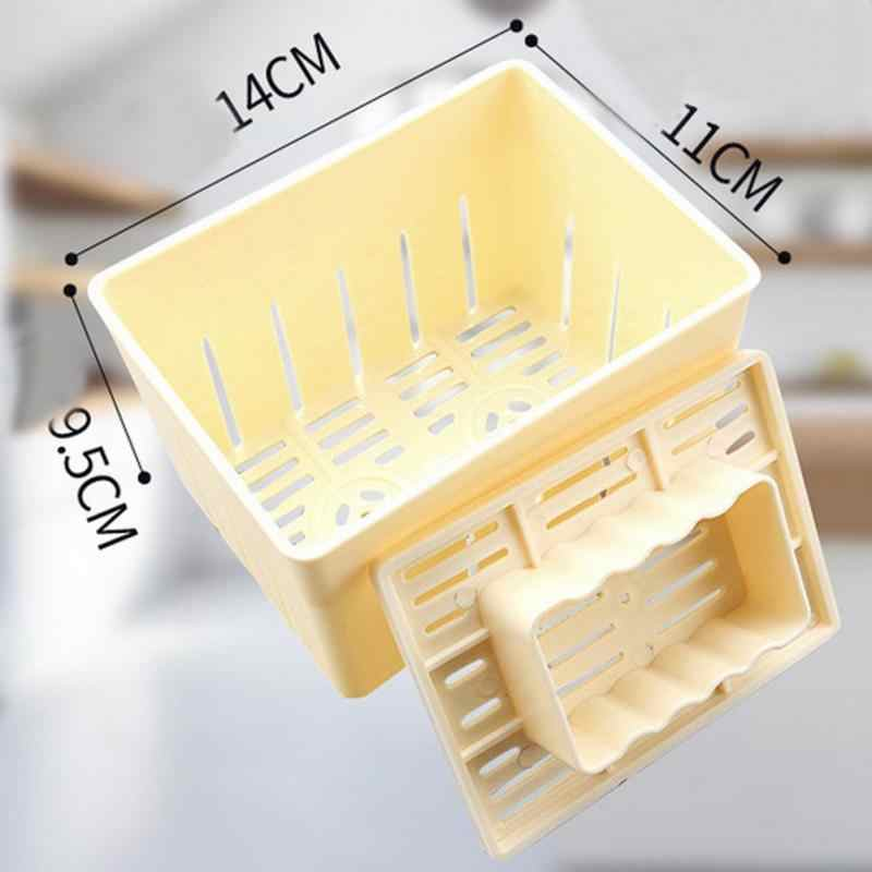 Manual Tofu Making Machine Set DIY Plastic Homemade Tofu Maker Press Mold  Kit Soy Pressing Mould Kitchen Cooking Tools