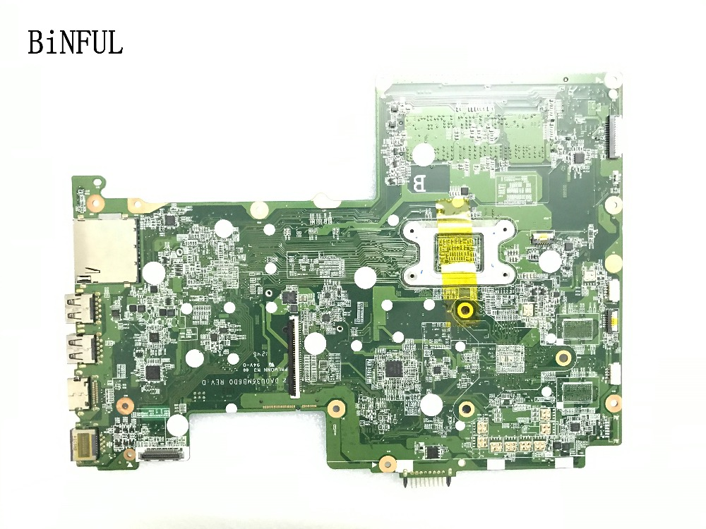 BiNFUL 100% 701697-001 NEW DA0U36MB6D0 REV : D  LAPTOP MOTHERBOARD  FOR HP 15-B NOTEBOOK PC BiNFUL 100% 701697-001 NEW DA0U36MB6D0 REV : D  LAPTOP MOTHERBOARD  FOR HP 15-B NOTEBOOK PC