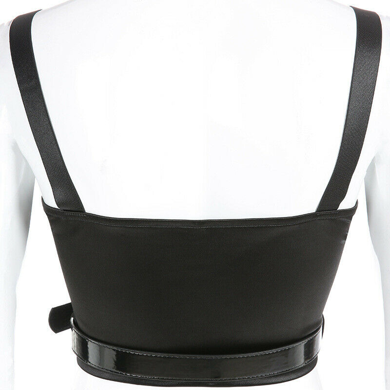 Fashion Tank Top Bustier Bra Vest Crop Top Women Bralette Blouse Singlet T Shirt in Tank Tops from Women 39 s Clothing