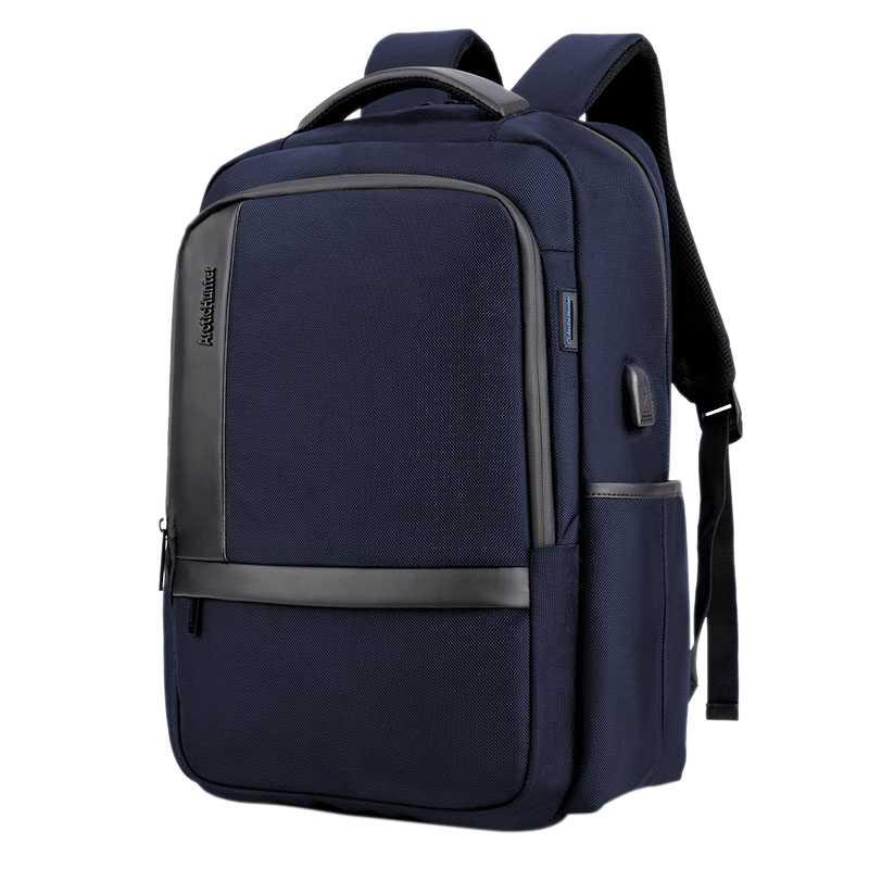 Супер Продажа-ARCTIC HUNTER водонепроницаемый мужской рюкзак для ноутбука Usb зарядка школьный рюкзак большой емкости повседневная мужская дорожная сумка