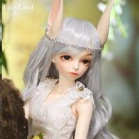 BJD Dolls Fairyland Minifee suit fullset msd luts Fairyline 1/4 little monica model girls boys eyes toys resin
