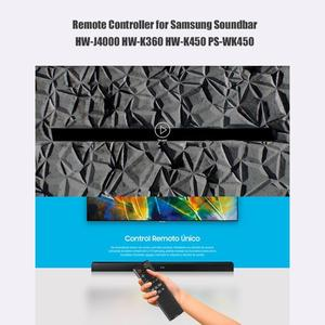 Image 4 - Nowy zamienny pilot do telewizora Samsung Soundbar HW J4000, HW K360, HW K450, PS WK450, PS WK360, HW KM36C, HW KM36, uniwersalny