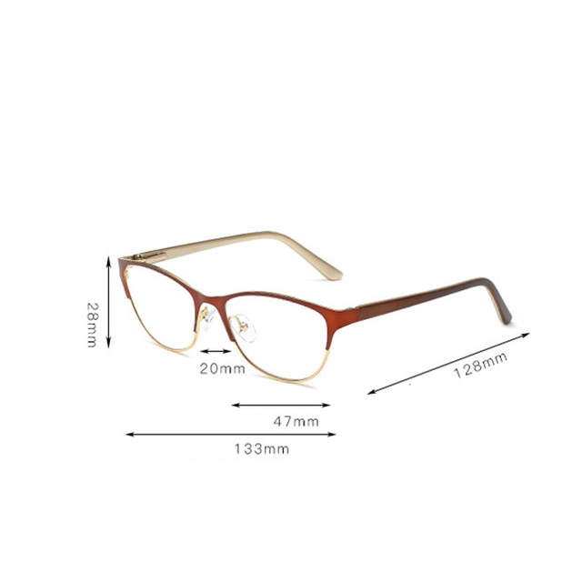 77de37524906 iboode Reading Glasses Unisex Women Men Optical Computer Glasses Ultralight  Mirror Presbyopia Eyewear Anti Reflective Reader -in Reading Glasses from  ...
