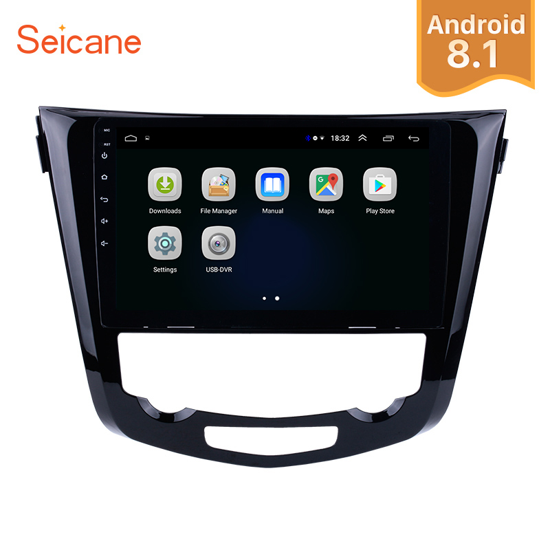 Seicane Android 8 1 Quad Core 10 1 inch Car Auto Radio GPS Navigation Multimedia Player