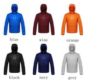 Image 5 - NewBang למטה מעיל זכר קל במיוחד למטה מעיל גברים של מעילים חמים מעיל רוח מעיל קל משקל נוצה במקומות Parka מעיל נוצות