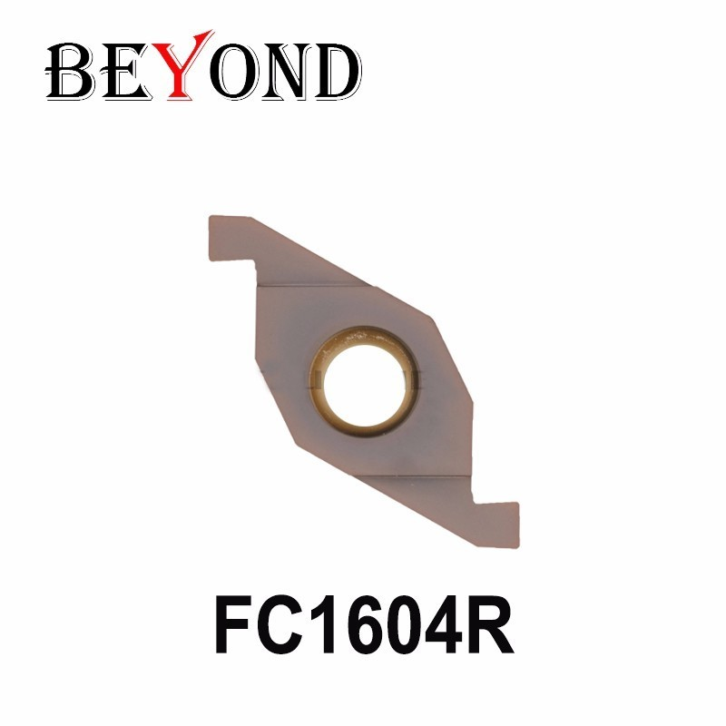 ED slot blade face groove cutter FC1604R150 FC1604R200 FC1604R250 FC1604R300 original carbide insert grooving cutting
