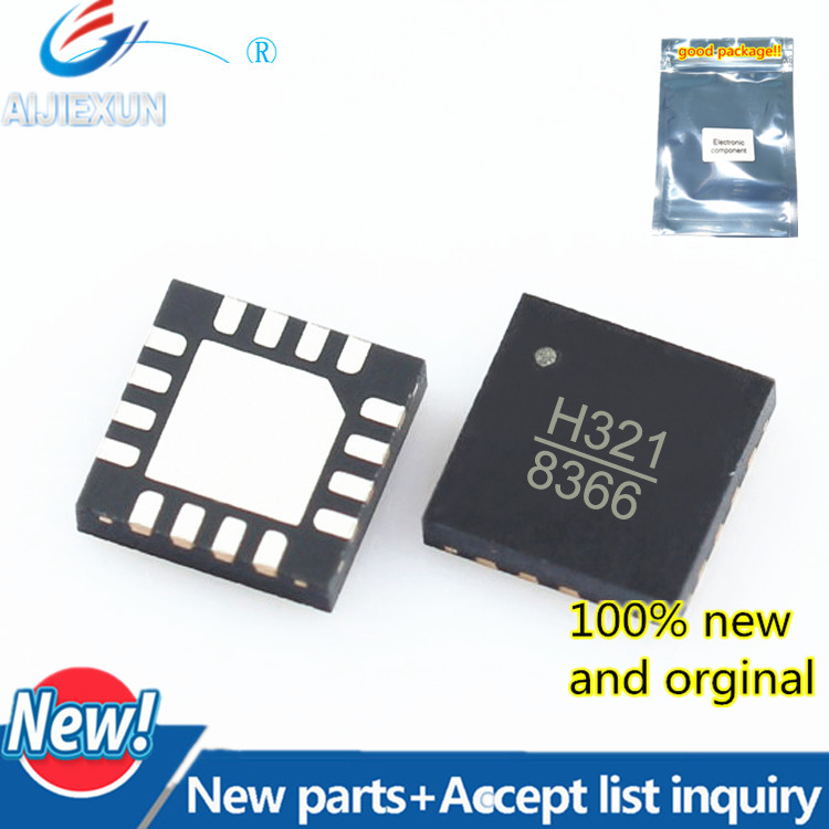 1pcs 100% new and orginal HMC321LP4E QFN24 silk-screen H321 GaAs MMIC SP8T NON-REFLECTIVE POSITIVE CONTROL SWITCH, DC* in stock 1pcs 100% new and orginal HMC321LP4E QFN24 silk-screen H321 GaAs MMIC SP8T NON-REFLECTIVE POSITIVE CONTROL SWITCH, DC* in stock