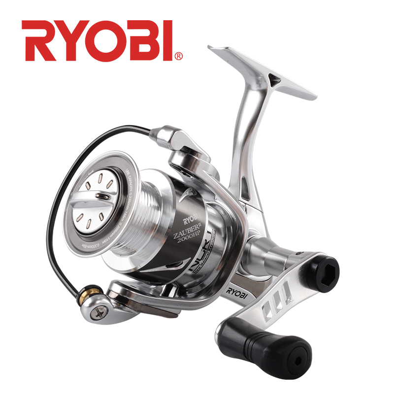 <font><b>RYOBI</b></font> ZAUBER II Fishing reel spinning fishing reel 2000 <font><b>3000</b></font> 4000 Saltwater Wheel 8+1BB 5.1:1/5.0:1 Max Drag 5kg carretilha image
