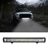 26 inch 6D LED Work Light Bar 288w 432w 648w 864w Spot Flood Combo Off Road Driving SUV Offroad Work Lamp 12/24V