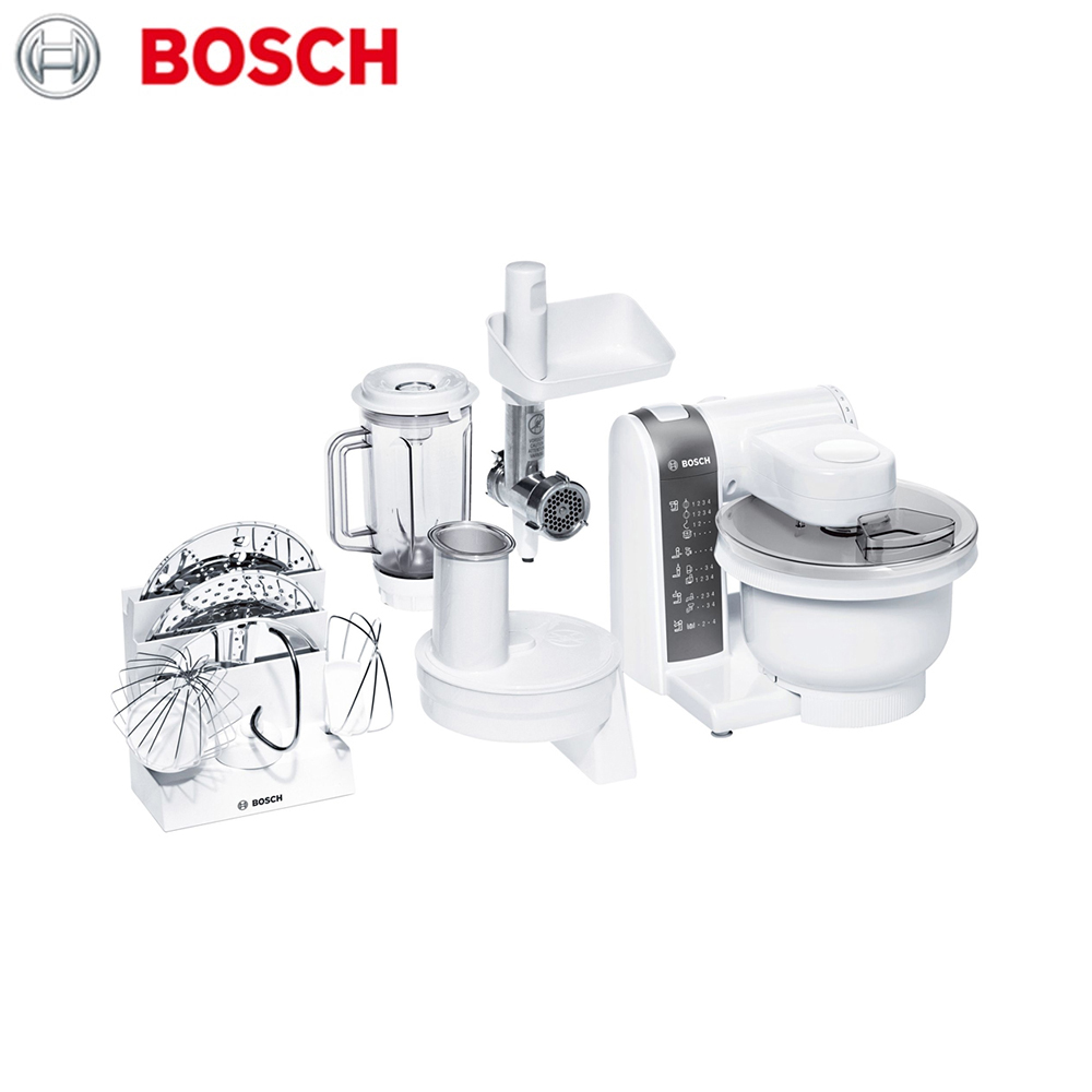 Food Mixers Bosch MUM4855 home kitchen appliances processor machine equipment for the production of making cooking puffed maize or rice food extrusion machine with 7 molds puffed corn bulking snacks making machine zf