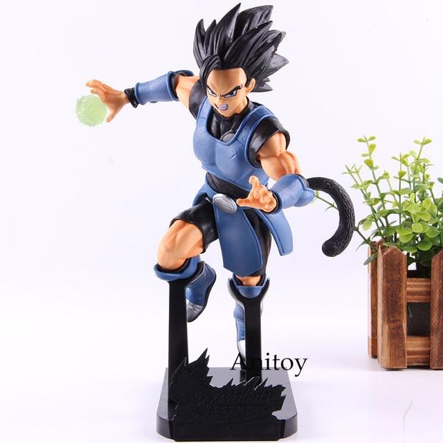 Figura De Ação Dragon Ball Z Batalha DB Super Lenda SSJ Chalota Coleção Anime PVC Modelo Brinquedos Presente Para As Crianças