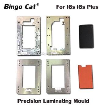 70e849876ba Molde de laminación de pantalla LCD para iPhone 6 s 6 s Plus, molde de  alineación de polarizador de OCA LCD, laminado al vacío para YMJ máquina  para Q5 A5